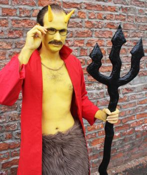 Devil Flanders 3 by fishyfins