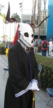 Elias Ainsworth Cosplay by Demonic-Chaos