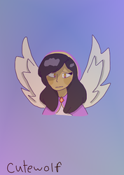 Rushed Irene drawing by cutewolf360