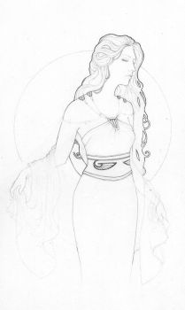 Sketch Nouveau by shadow-silhouette