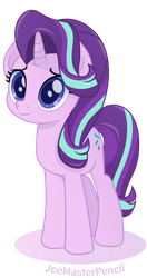 Starlight Glimmer vector moviestyle by JoeMasterPencil