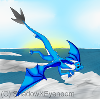 .:AT:. Ice Flight by ShadowXEyenoom