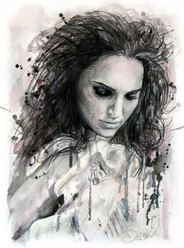 Natalie Portman by DeniseEsposito