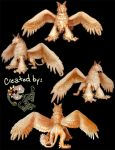 Gryphon Complete by Gingco