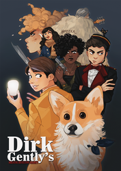 dirk gently by poikas