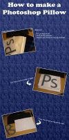 How to make a Photoshop Pillow by Kavel-WB