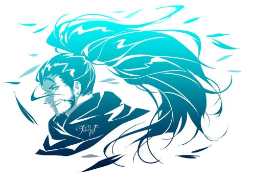 League of Legends - Yasuo by Paddy-F