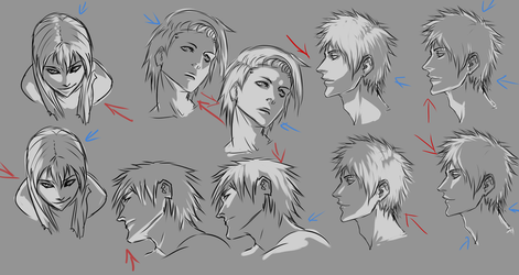 More face lighting by moni158