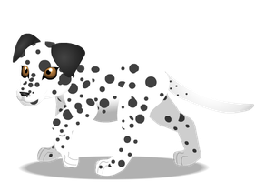 Dalmatian by PurpleRat-YS