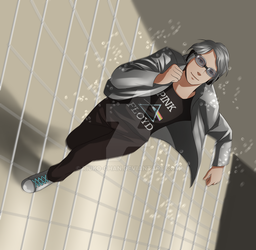 Quicksilver by Riuko-chan