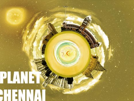 Planet Chennai 1 by Gearsofcreativity