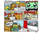 My guest strip for Gronk (11/22/13) by keelhaulkate