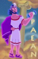 Paean / Paeeon by 666-Lucemon-666