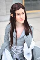 Arwen Chase Outfit LotR by oelfe