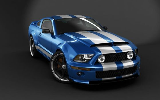 Ford Mustang by stefanmarius