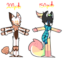 weird adopts (closed) by Luciity