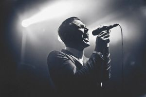 HURTS LIVE, Theo Hutchraft by JasperGrom