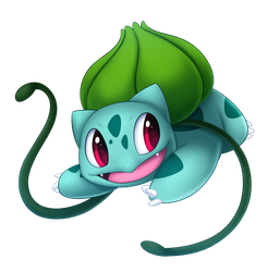 #001 - Bulbasaur by Scarlet-Spectrum