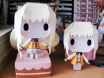 Can USee me? Yes, I SeeU! ~papercraft~ by snowyMelon