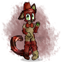 Woodpaw .:AT:. by Sarcastic-W0lf
