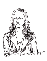 Laurel Lance by The-Black-Panther