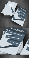 Smart Business Card by FlowPixel