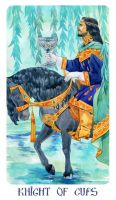 Knight of Cups by Losenko