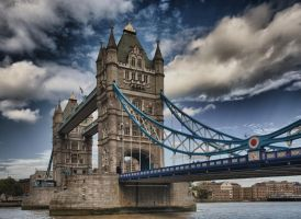 Tower Bridge by arnaudperret