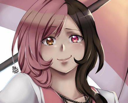 Neo RWBY by MaroonAbyss