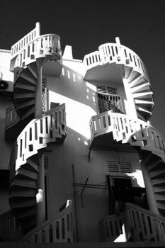 spiraling staircases by vurbul