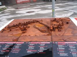 Rusty Overview Zollverein by Fea-Fanuilos-Stock
