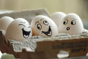 The Egg Brothers by BluLou