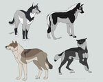 Forest pack2 by TheDarkHyena