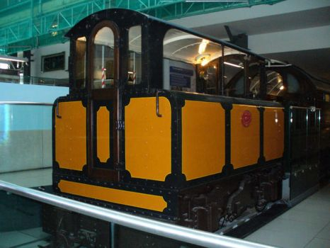 London Transport Museum Pt.8 by YanPictures