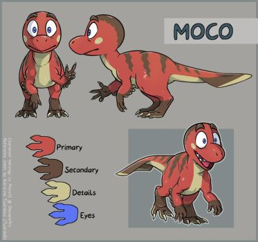 Moco Reference Sheet by Twarda8 by Moco13