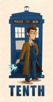 10 Tenth Doctor by Erich0823