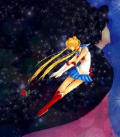 Sailor Moon by Jiewa