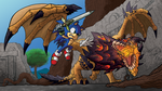 SONIC IN SUMMONER'S RIFT IN A DUEL by x723