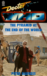 NS Target Covers: Pyramid at the End of the World by ChristaMactire