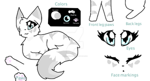 Bindi Ref by Bindiluckycat