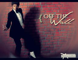 Off the Wall MJ by BarbraGolba