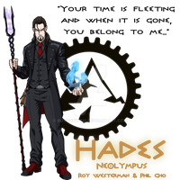 Meet NeOlympus' Hades by Roysovitch