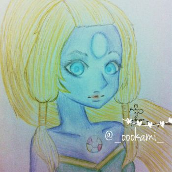 Opal by oookamiofficial