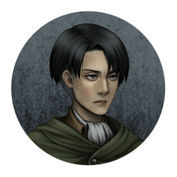 Levi Button by Duetwyn