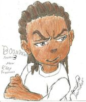 Riley Freeman (Boondocks Season 3) by Joshtrip1