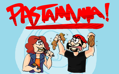 PASTAMANIA, BROTHER by cat-spat