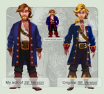 Guybrush MI2SE edit by JINNdev