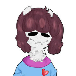 Goat Frisk Gift for my Scrub by huskylover101