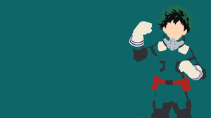 Midoriya Izuku from Boku no Hero by matsumayu