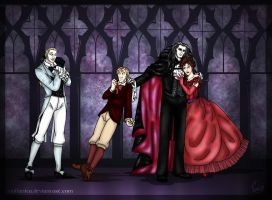 Tanz der Vampire Happy End by wolfanita